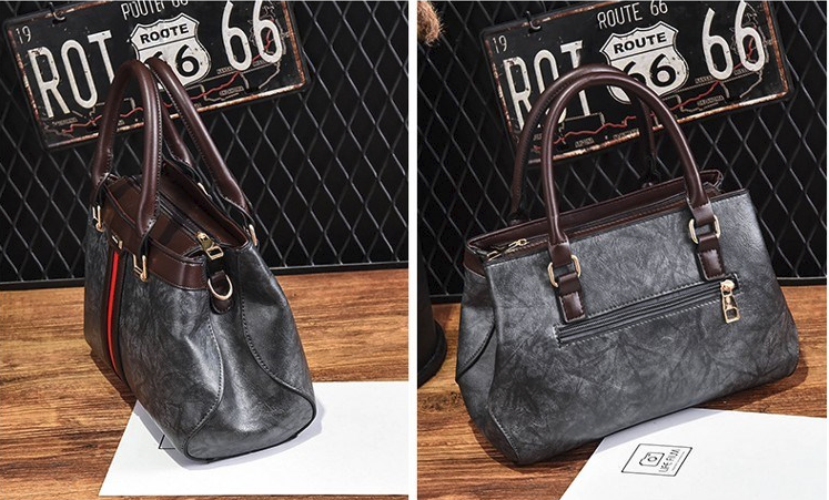 CHIC NYC Leather Tote Ladies Handbag