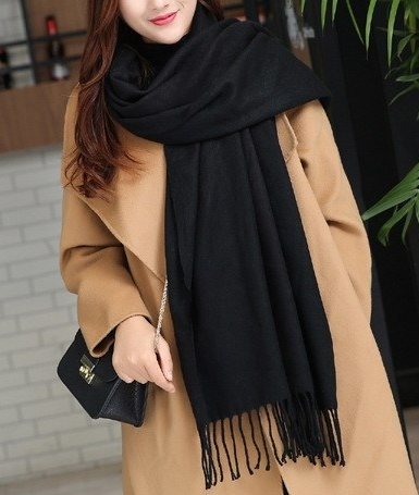 CHIC NYC Ladies Cashmere & Wool Scarf