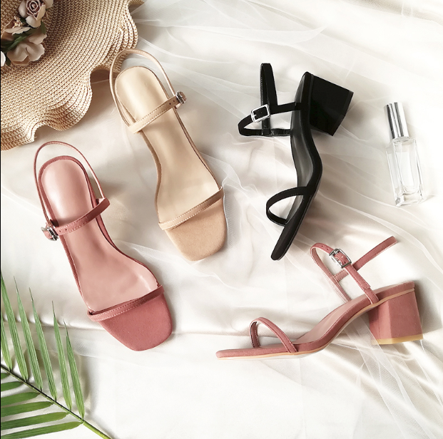 CHIC NYC High Heels Sandal