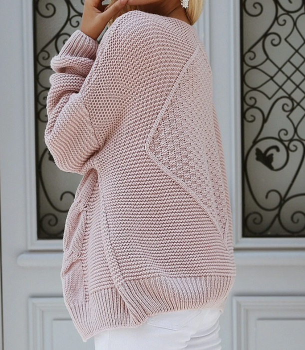 CHIC NYC Cardigan & Knitted Winter Sweater