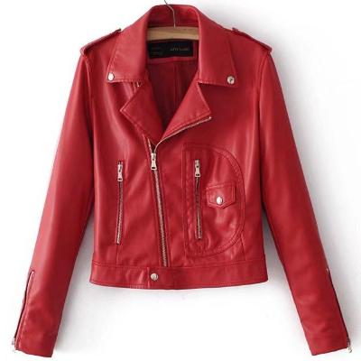 CHIC NYC Faux Leather Jacket