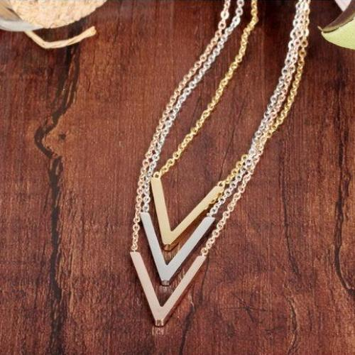 CHIC NYC V-style Fashion Wild Pendant