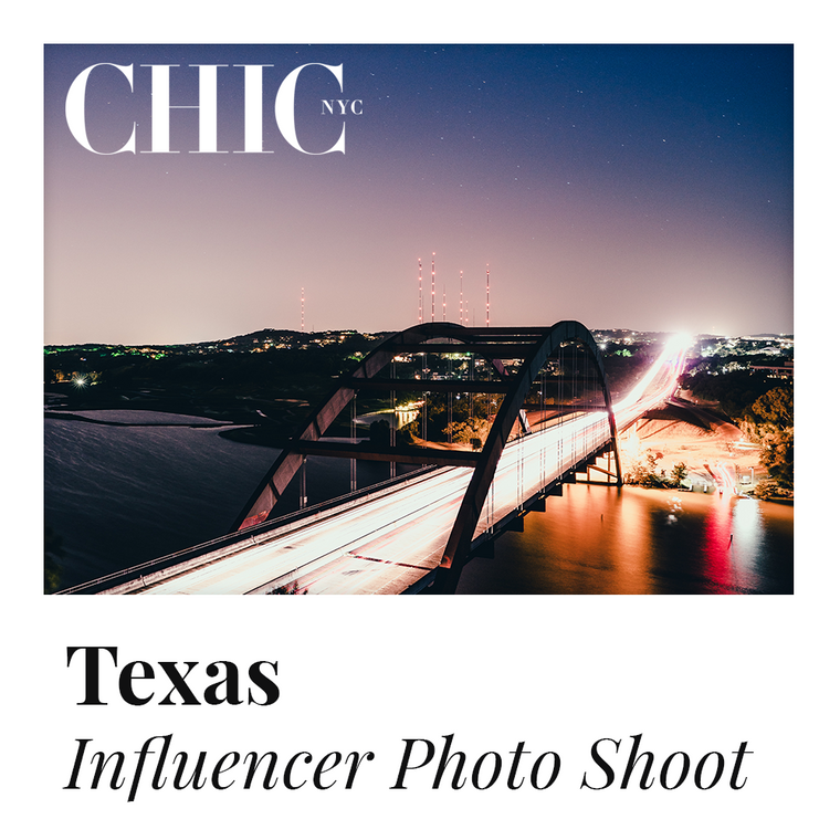 TEXAS - Enter to Win a Photo Shoot in Texas w/ other Content Creators - LABELED TEE INCLUDED