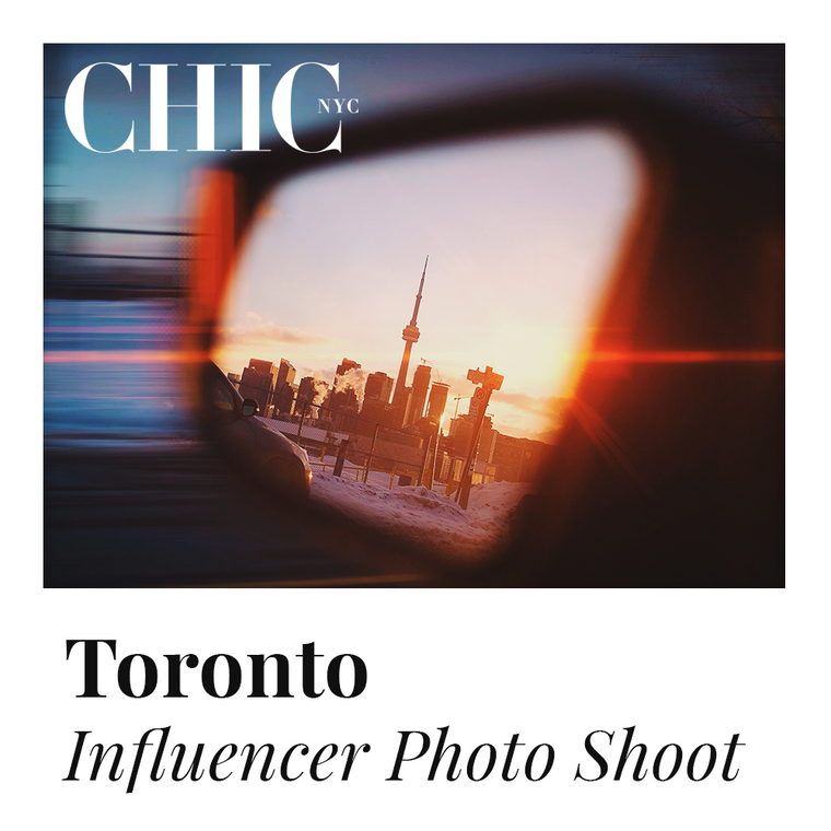 TORONTO - Enter to Win a Photo Shoot in Toronto w/ other Influencers & Content Creators - LABELED TEE INCLUDED