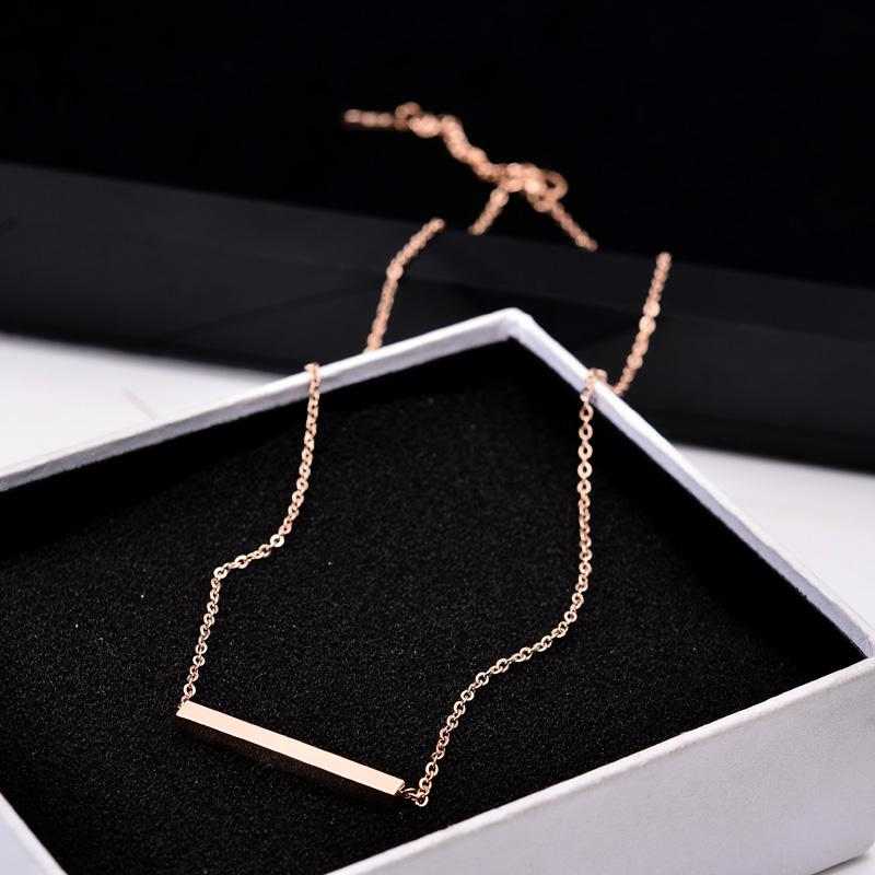 holiday with fashion product online stainless gift store chain steel christmas necklace necklaces