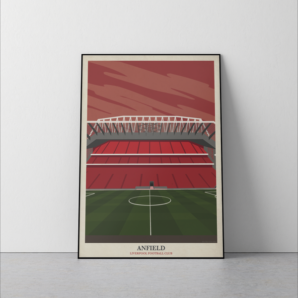 Anfield - Iconic Turfs