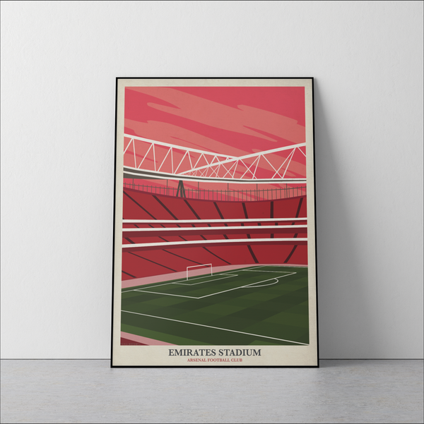 Emirates Stadium - Iconic Turfs