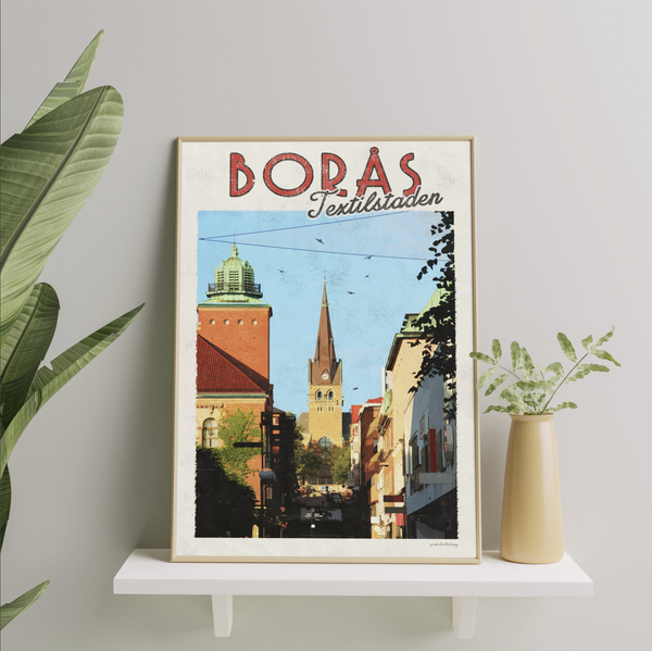 Borås - Vintage Travel Collection