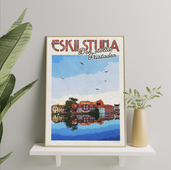 Eskilstuna - Vintage Travel Collection