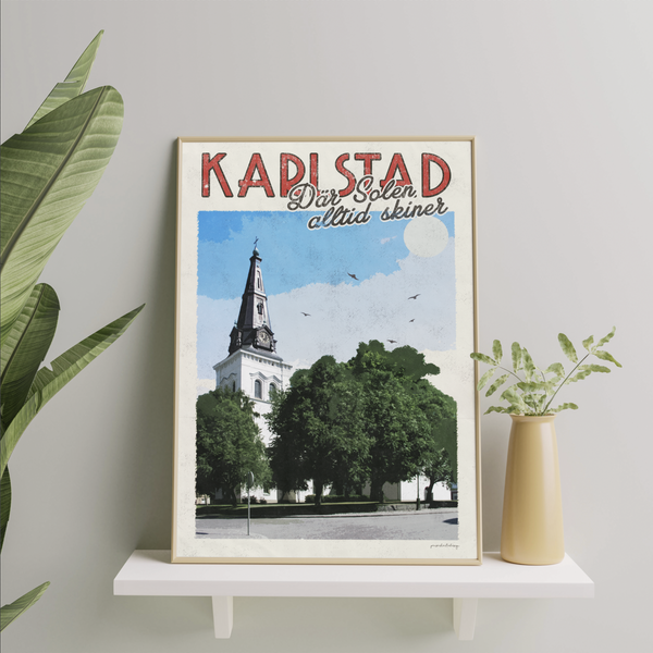 Karlstad - Vintage Travel Collection