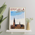 Uppsala - Vintage Travel Collection