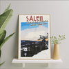 Sälen - Vintage Travel Collection