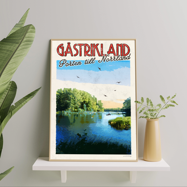 Gästrikland - Vintage Travel Collection
