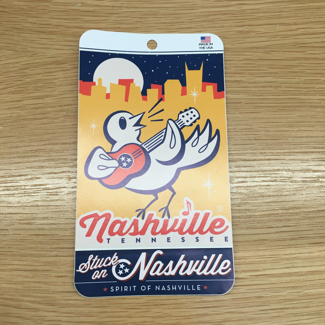 Nashville Stickers
