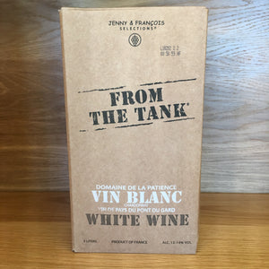 From the Tank White Blend BTB