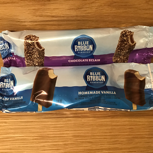 Blue Ribbon Ice Cream Bars