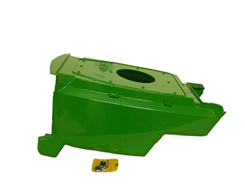 John Deere OEM Lower Hood AM117723 for: LX172, LX173, LX176, GT262, GT275 - AgUpOnline