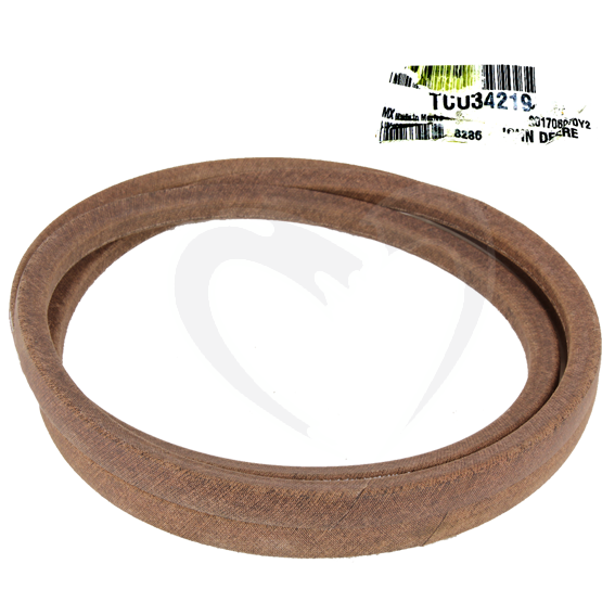 John Deere Original Equipment V-Belt #TCU34219 - AgUpOnline