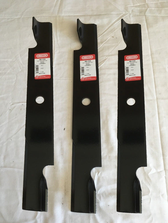 3 Pk Oregon Blades for 52