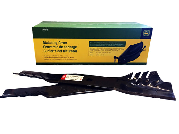 Mulching Kit for 42