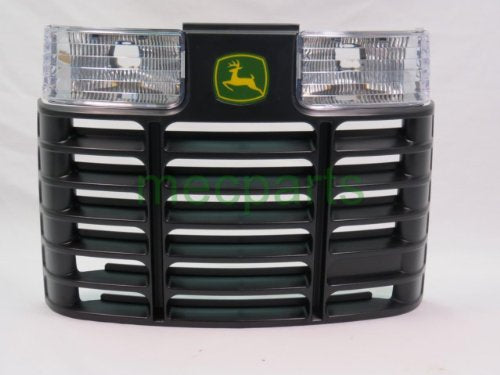 John Deere Original Equipment Grille #AM131670 - AgUpOnline
