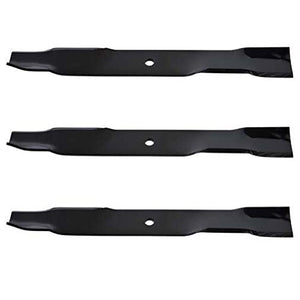 "Set of 3 Blades for Hustler 601124 797704 EXL13623 Oregon 92-738 Blade 18-1/2"" - AgUpOnline"