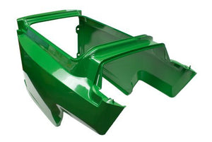 John Deere Lower Hood AM132595 for models 345, GX345, LX279, LX277 and LX289. - AgUpOnline