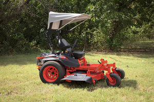 Switchback Retractable Canopy for Zero Turn Mowers - AgUpOnline