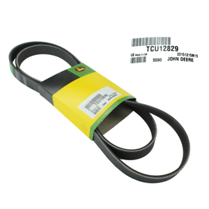 John Deere Original Equipment V-Belt #TCU12829 - AgUpOnline