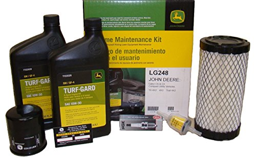 John Deere LG248 FILTER KIT - AgUpOnline