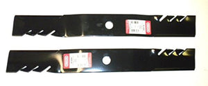 (2) 97-604 Oregon Gator Mulching Blades Replaces Murray 95103 - AgUpOnline