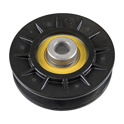 John Deere Original Equipment Idler #AM115460 - AgUpOnline