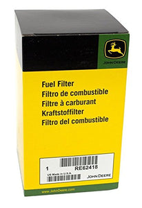 John Deere Original Equipment Fuel Filter #RE62418 - AgUpOnline