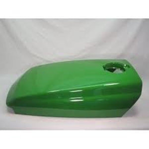 John Deere Original Equipment Hood #LVU12063 - AgUpOnline