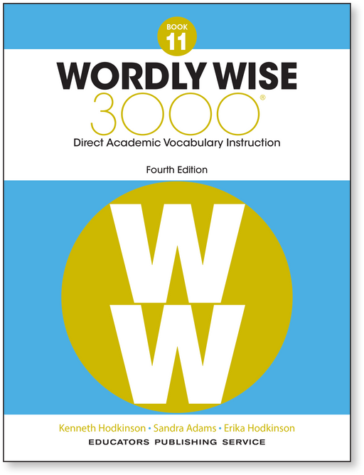 Wordly Wise 3000 4th ED 11 SE
