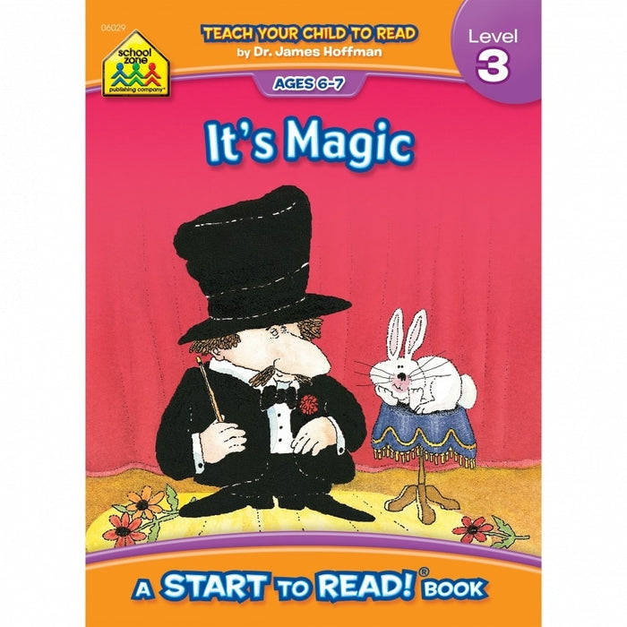 Start to Read 3-It's Magic