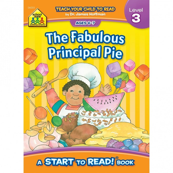 Start to Read 3-The Fabulous Principal Pie