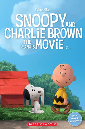 Scholastic Popcorn 1: Snoopy and Charlie Brown: The Peanuts Movie
