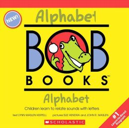 Phonics Readers Set - My First BOB Books: Alphabet