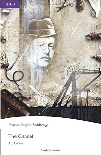 PER L5: Citadel     ( Pearson English Graded Readers )