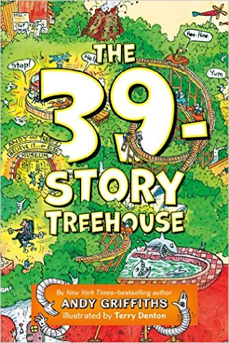 Treehouse Books #03 - The 39-Story Treehouse