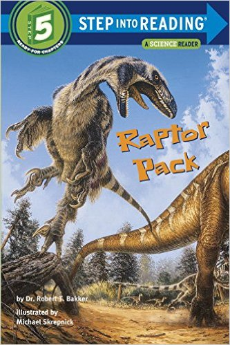 STEP 5 - Raptor Pack