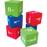 TCR Word Families Cubes