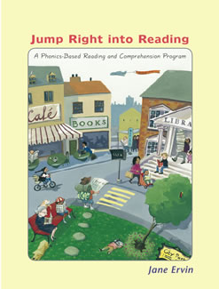 Jump Right Into Reading