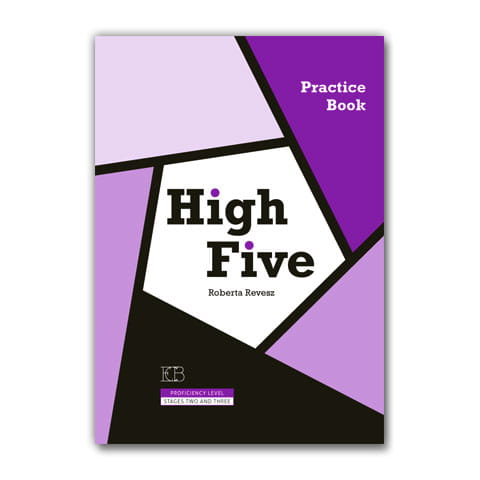 ECB - High Five   WB (Workbook) Practice Book
