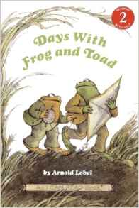 ICR 2 - Days with Frog and Toad