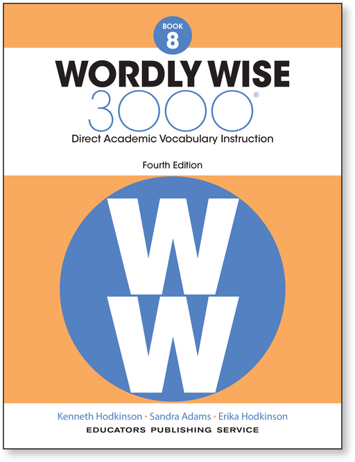 Wordly Wise 3000 4th ED 8 SE