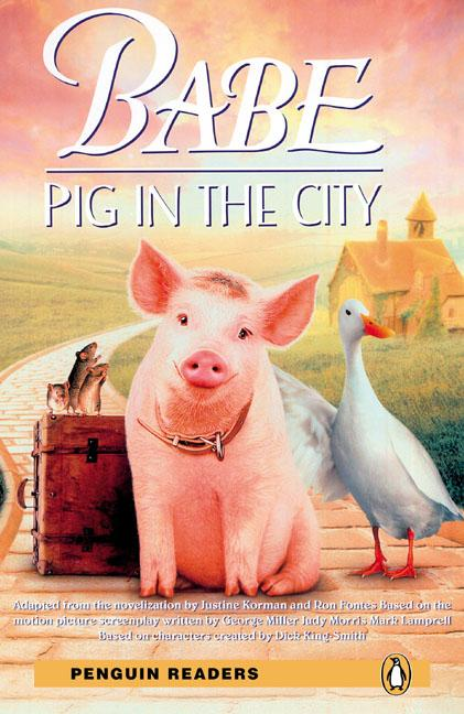 PLPR2:Babe-Pig in the City