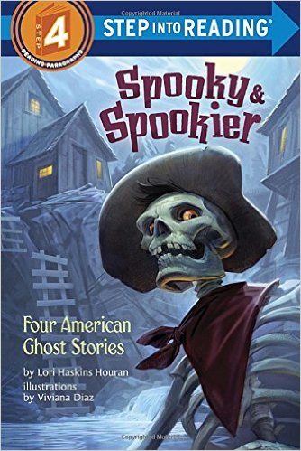 STEP 4 - Spooky & Spookier: Four American Ghost Stories