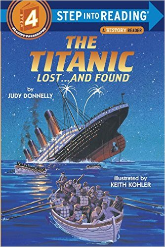 STEP 4 - The Titanic: Lost and Found